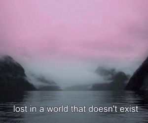 lost, quotes, and world image