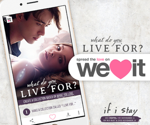 we heart it, if i stay, and if i stay movie image