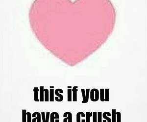 crush and heart image