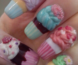 manicure and sweets image