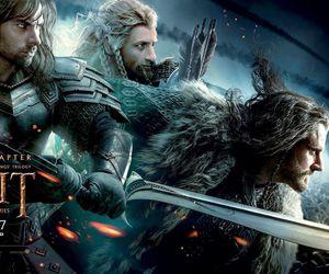 the hobbit, fili, and kili image