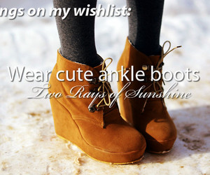 ankle boots, before i die, and boots image