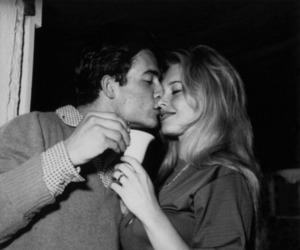 brigitte bardot, sixties, and jacques charrier image