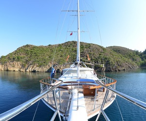 turkey, yacht, and charter image