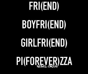 pizza and end image