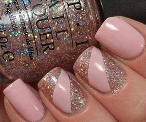 pastel, nals, and pink image