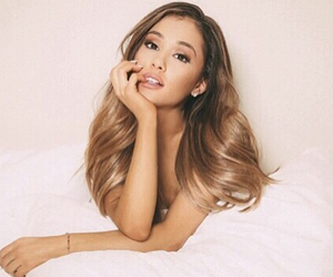 music, ariana grande, and song image