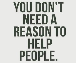 help, people, and quote image