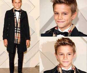 romeo beckham and cute image