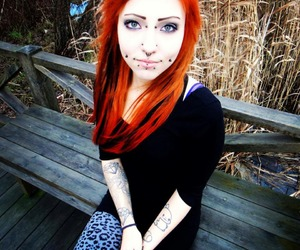 Piercings and emy extasy image