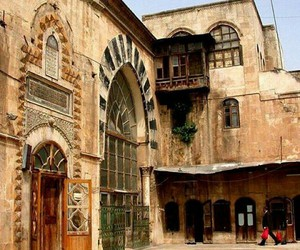 damascus, دمشق القديمة, and دمشق image