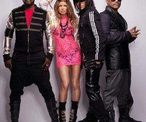 taboo, fergie, and black eyed peas image