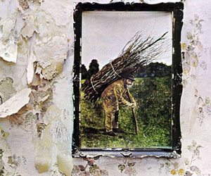 led zeppelin, music, and old image