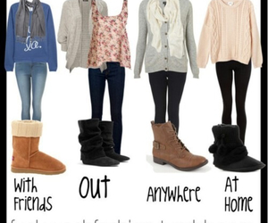 idea, outfits, and winter image