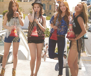 snsd, Sunny, and jessica image