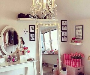 bedroom, princess, and chanel image