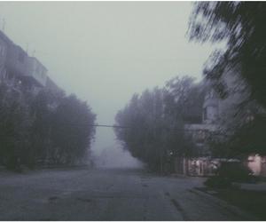 car, foggy, and grunge image