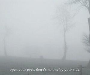 quote, alone, and sad image