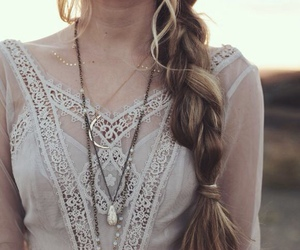 boho and clothes image