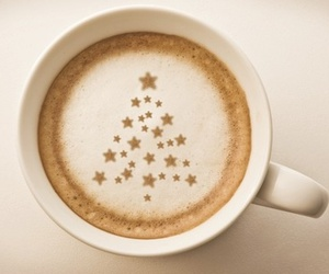 chrismas coffee image