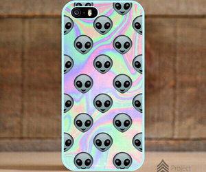 alien, beautiful, and hippy image