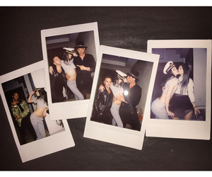 kendall jenner, kylie jenner, and scotty cunha image