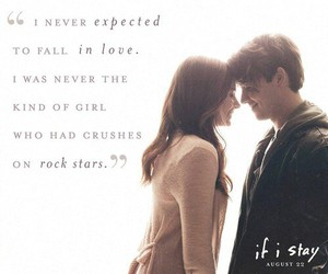 forever, if i stay, and love image