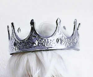 boy, hair, and crown image