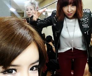 dara, kpop, and minzy image