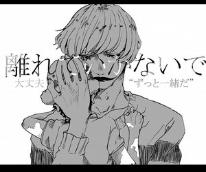 corazon, crying, and one piece image