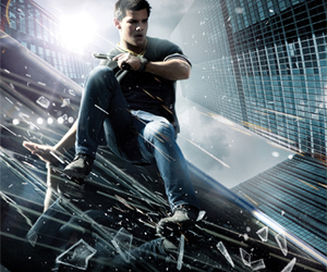 Taylor Lautner, abduction, and lily collins image