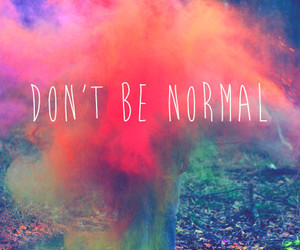 quote, normal, and hipster image