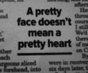 pretty, quotes, and heart image