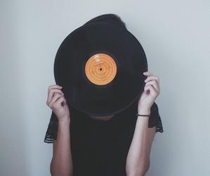 music, grunge, and vintage image