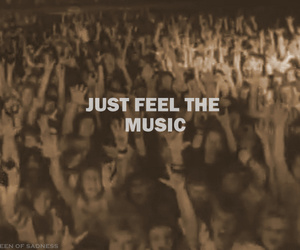 crowd, feel, and feeling image