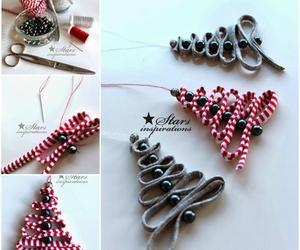 diy, christmas, and crafts image