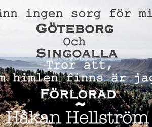 goteborg, gothenburg, and Lyrics image
