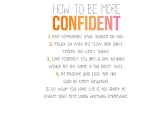 beautiful, beauty, and confidence image