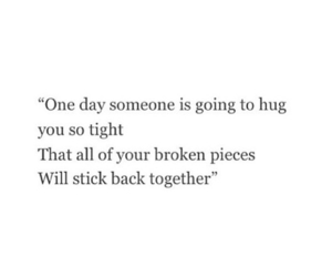 love, quotes, and hug image
