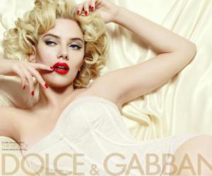 actress, model, and Dolce & Gabbana image