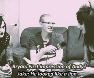 jinxx, interview, and black veil brides image