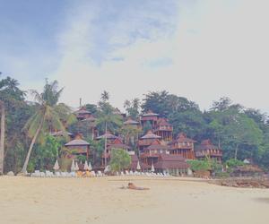 beach, phuket, and thailand image