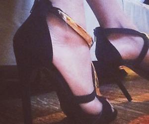 giuseppe zanotti, heels, and heeled sandals image
