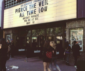 all time low, pierce the veil, and you me at six image