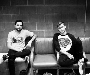 band members, a day to remember, and jeremy mckinnon image