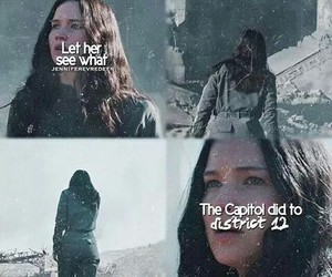 books, the hunger games, and katniss everdeen image