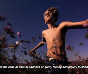 basketball diaries, cigarette, and drugs image