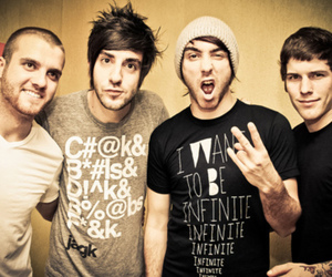 all time low, jack barakat, and alex gaskarth image