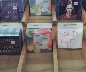 sold out, melanie martinez, and dollhouse album image