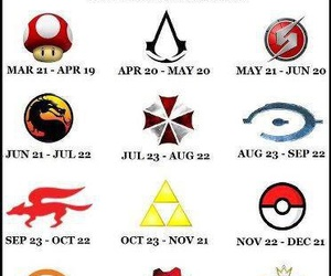 games and zodiac image